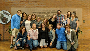 Cohort 7 of the Executive M.A. Program in Jewish Education