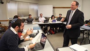 Learning with Rabbi Aaron D. Panken, Ph.D.